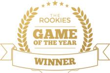 THE ROOKIES GOTY logo
