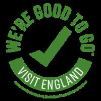 Goog to Go England scheme logo