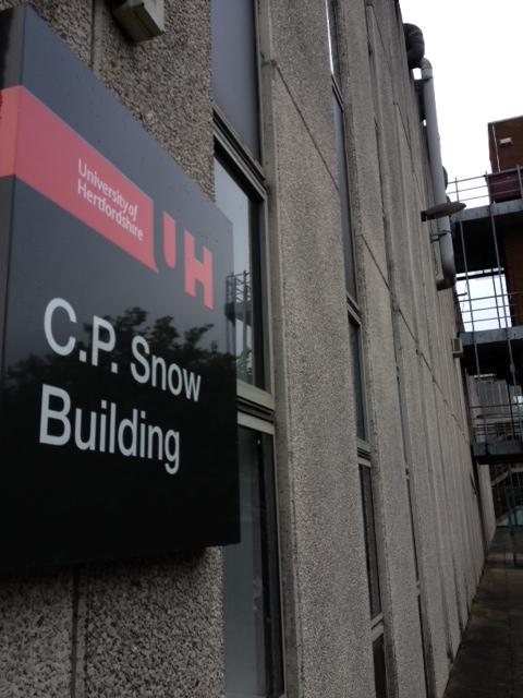 CP Snow building