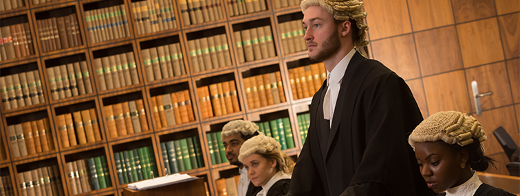 Hertfordshire Law School wins international mooting competition