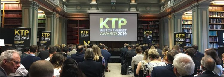 Success at the Knowledge Transfer best of the best Awards