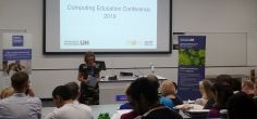 Centre for STEM Education hosts computing education conference