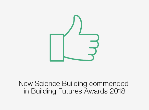 New Science Building Award