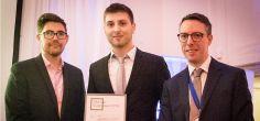 University of Hertfordshire architecture student awarded prestigious RIBA student prize