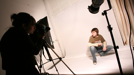 Gain work placements in the photography industry