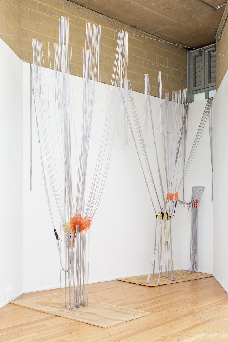 Lucy Brown, 'You will miss me when I go' and 'Waisted/wasted' – Offerings, 2012-19 at UH Arts Art + Design Gallery.
