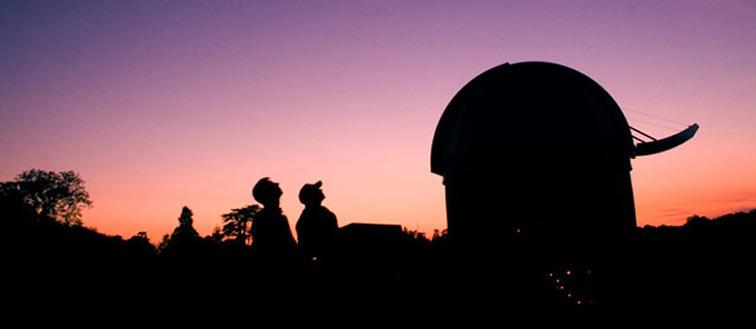 Visit Bayfordbury Observatory