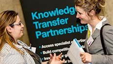 A Knowledge Transfer Partnership event