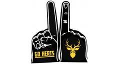 Go Herts merchandise