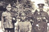National Lottery support for Abbots Langley's Great War Project