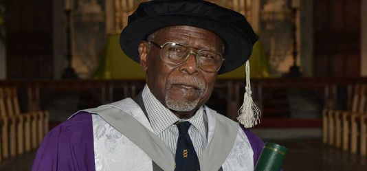 Pioneering Sickle Cell disease researcher honoured by the University