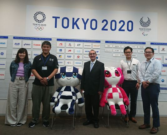 University academic selected as Tokyo 2020 Olympic and Paralympic Games volunteer