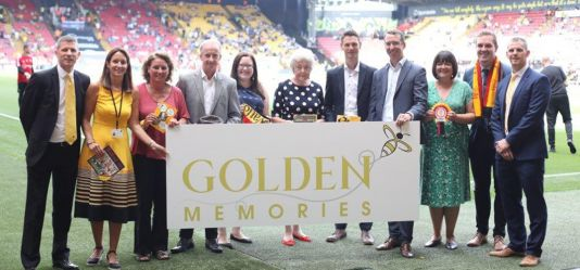 University of Hertfordshire and Watford FC partner to deliver dementia programme
