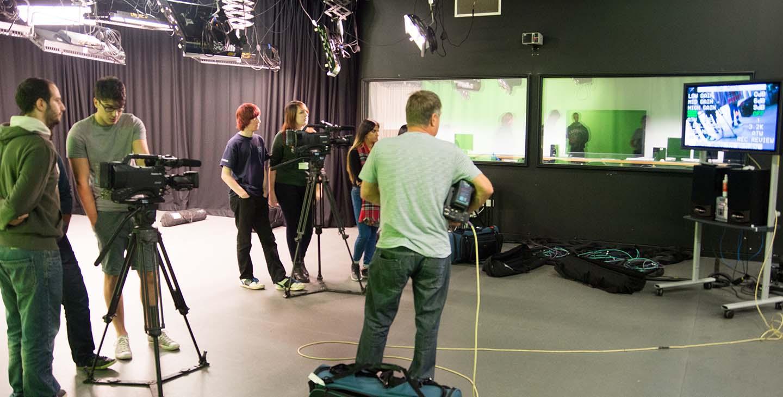 Film and TV Studio