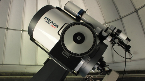 Use one of the best equipped teaching observatories in the UK