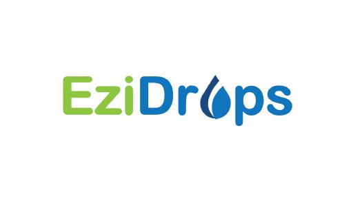 Ezi Drops logo