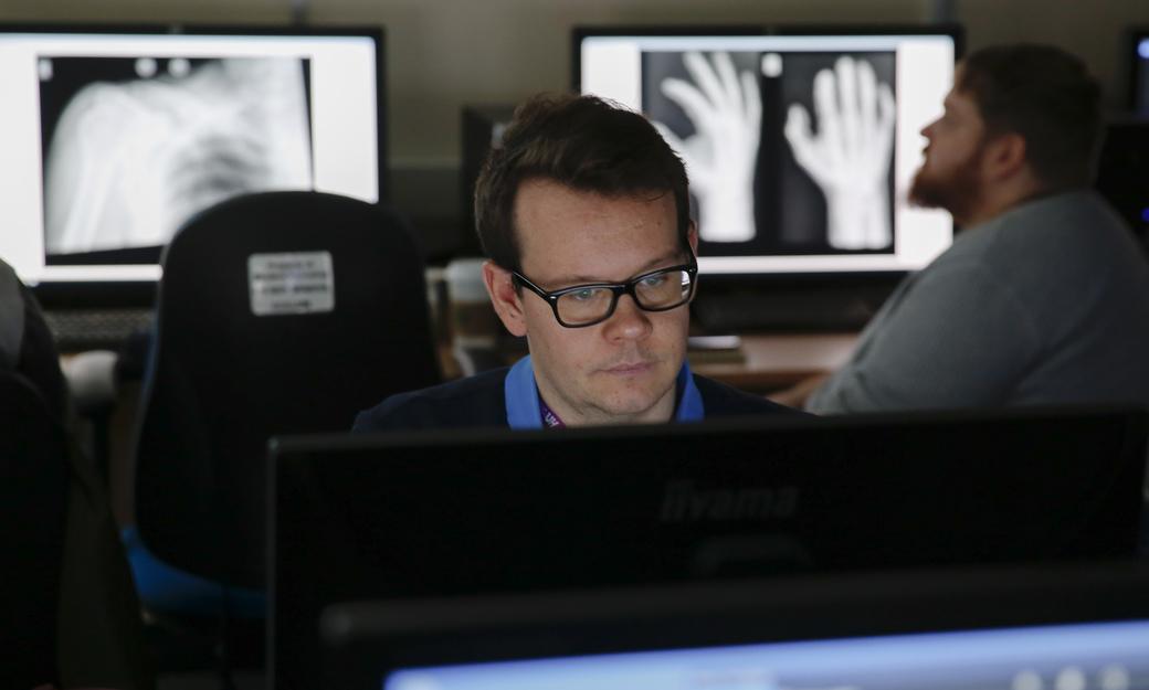 Radiography lab