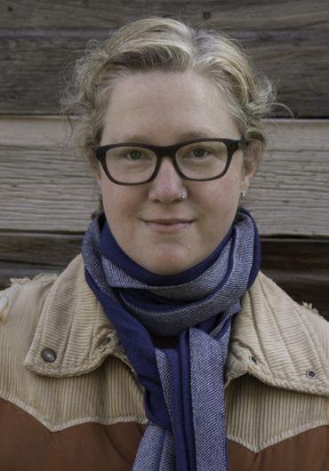 Author Diane Cook profile pic