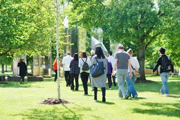 CANCELLED: April Sculpture Walk