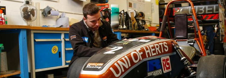 SWR Motorsport supports employee skills development with an apprenticeship