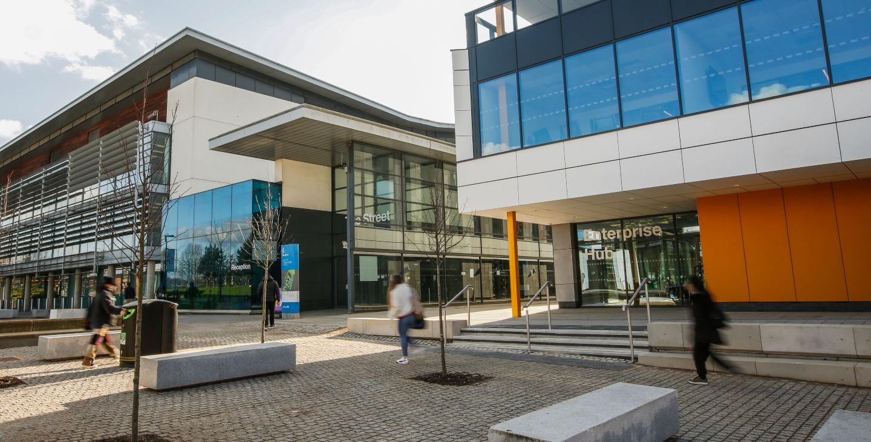 Enterprise Hub exterior