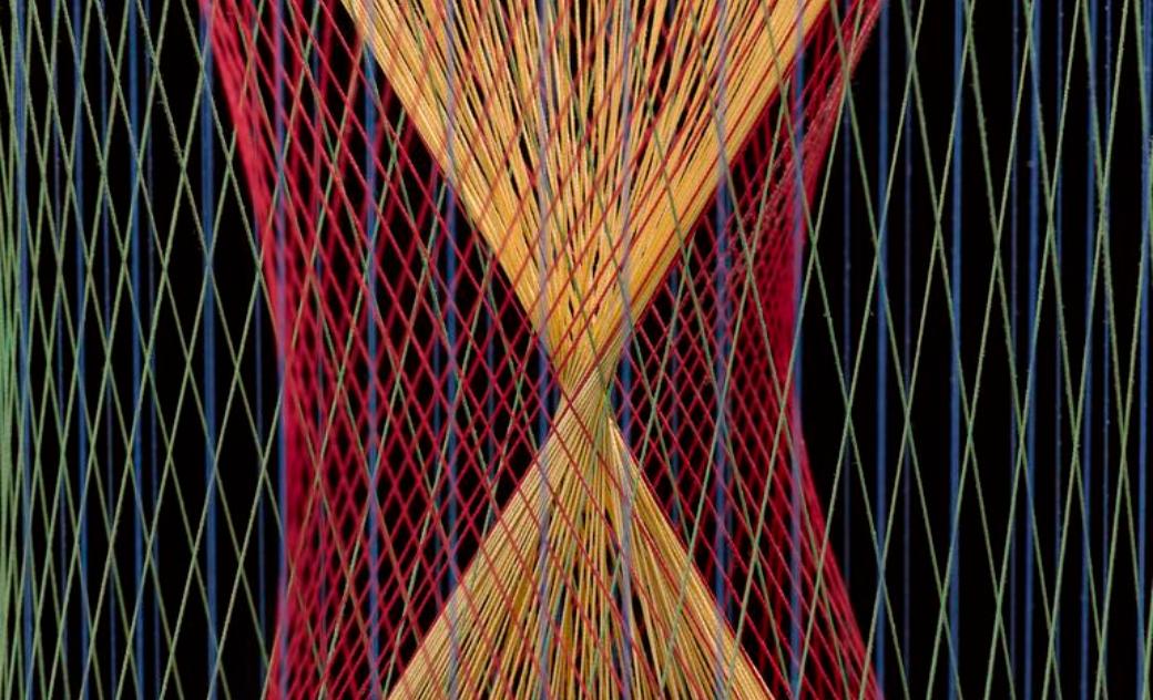 Conoid String Surface Model, Fabre de Lagrange 1872