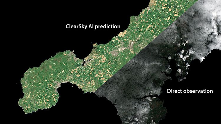 Using New Space technology to help protect crops from the impact of climate change
