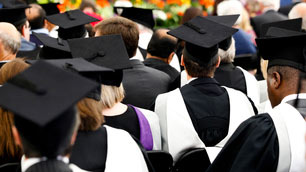 How to register for a Graduation Ceremony