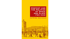 Protest and the politics of space and place