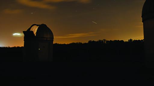 Optometry at night