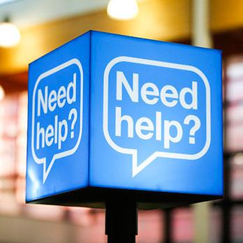 Need help? sign
