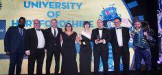 We've won a prestigious global audio visual award