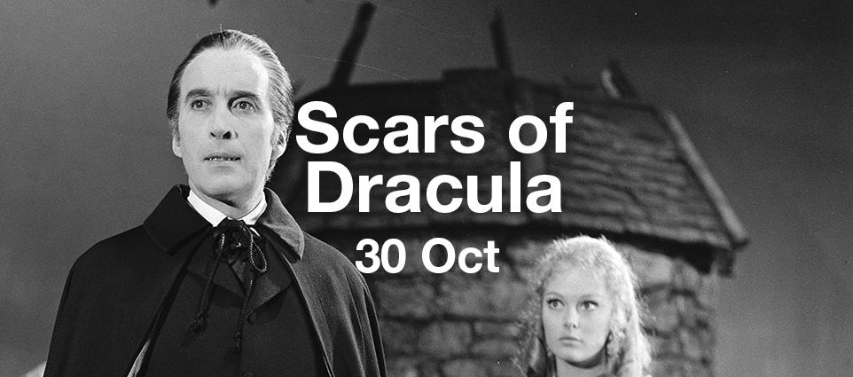 Elstree Originals: Scars of Dracula