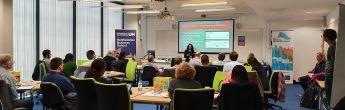 Business School's Festival of Social Science workshop explores Agile project management