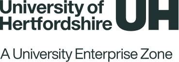 University of Hertfordshire a University Enterprise Zone logo
