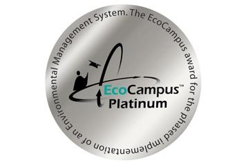 eco campus platinum award