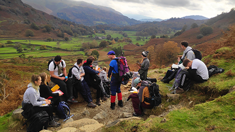 Pay no extra fees for our year one and two residential field trips