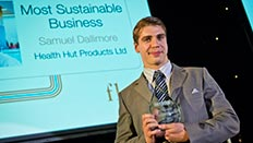 Health Hut Products Ltd: Best Business. Samuel Dallimore - BSc Hons Technology with Management (Aerospace engineering)