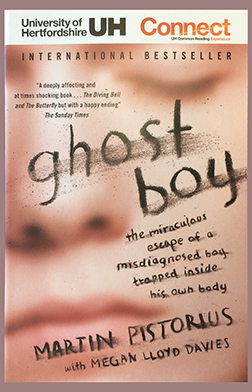 Ghost Boy cover
