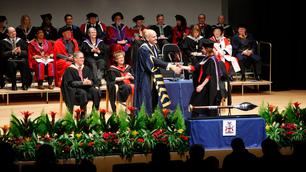 Watch the Graduation Ceremonies online