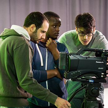 Film & Media students