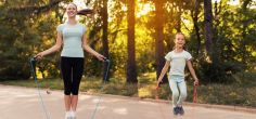 Grab a rope:seven reasons why skipping is so good for you