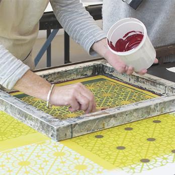 Textiles & Printmaking Facilities