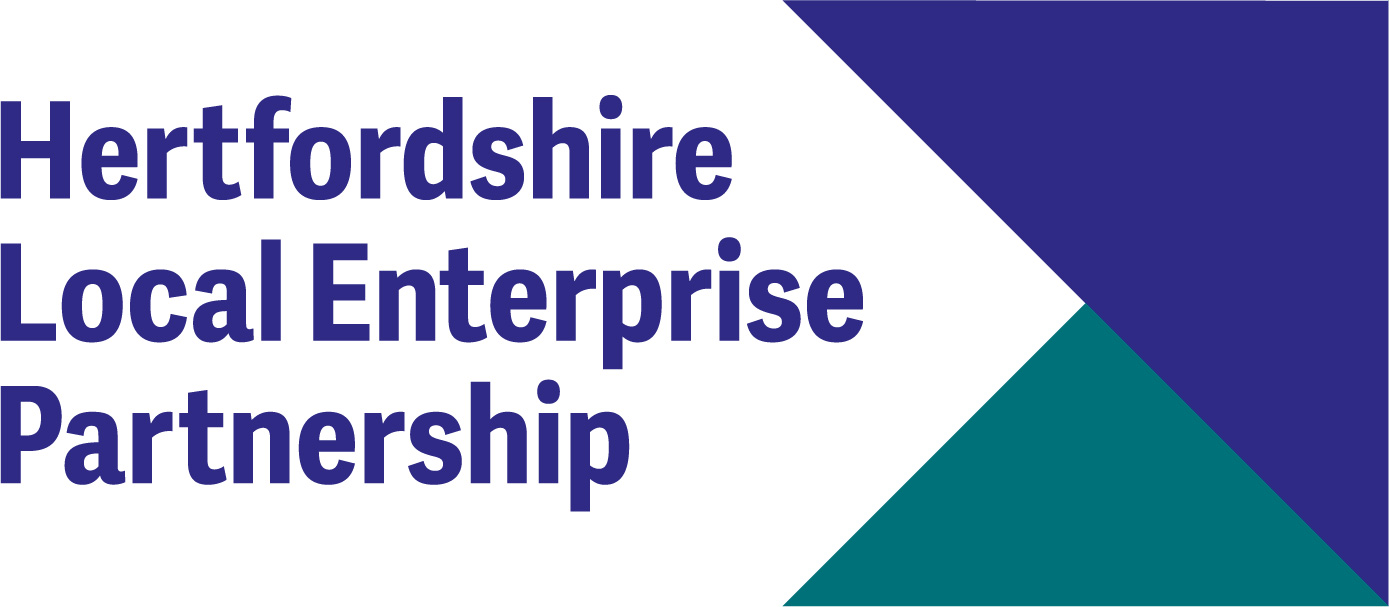 Hertfordshire Local Enterprise Partnership logo