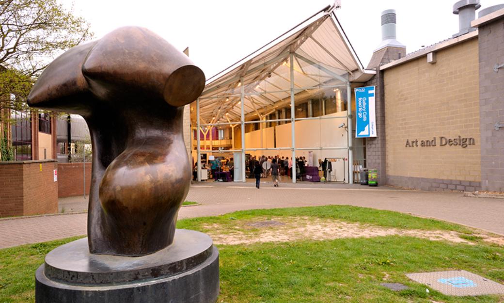 Art gallery exterior