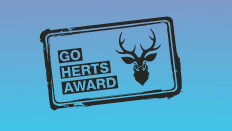 The Go Herts Award
