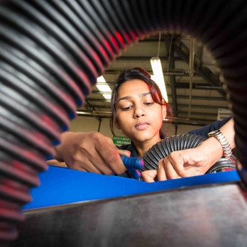 Engineering Degree Apprenticeships