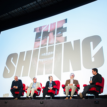 Live film event on The Shining