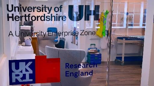 UEZ signage