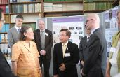 Our astronomical expertise enthrals Thailand's royalty